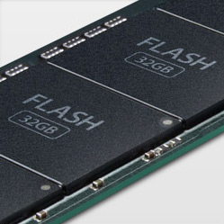 Flash SSD de 32GB dos MacBooks Air