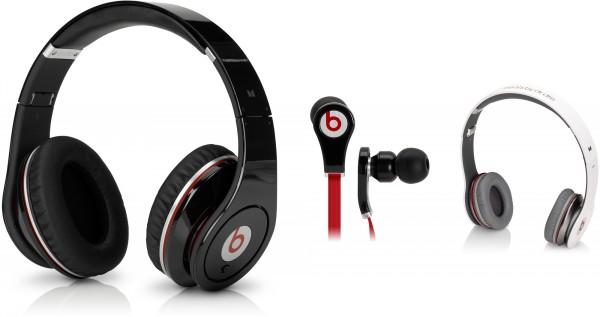 Fones de ouvido da Dr. Dre