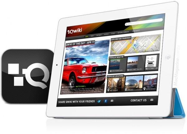 Qwiki - iPad