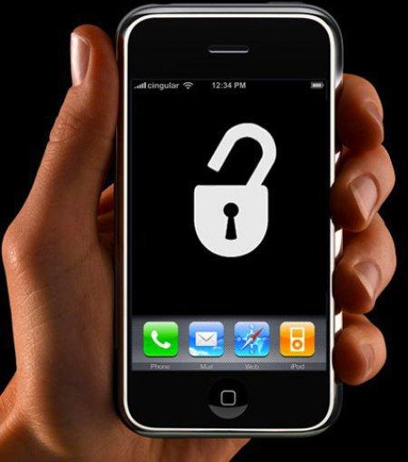 Unlock/desbloqueio de iPhone