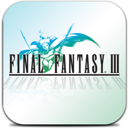 Ícone de Final Fantasy III para iPad