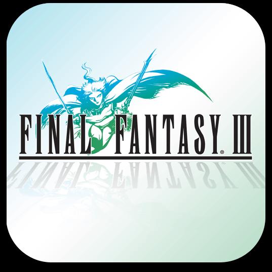 Ícone de Final Fantasy III para iPad