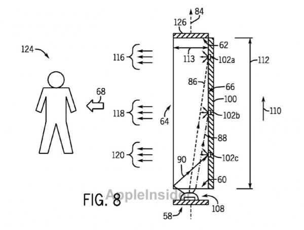 Patente de sistema de iluminação com LEDs