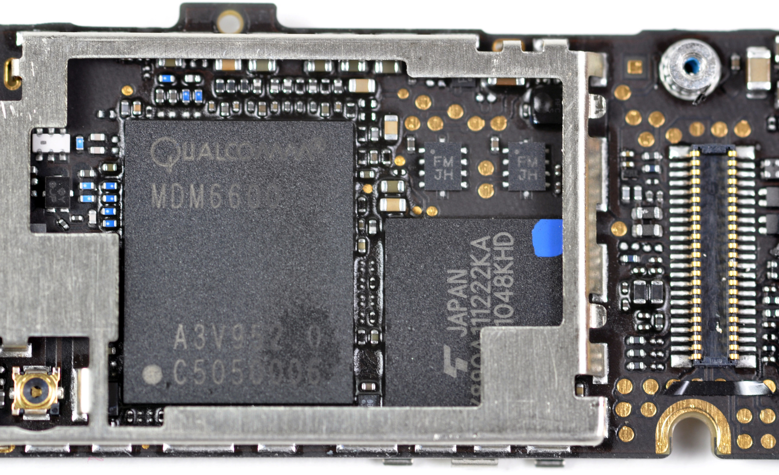 Chip baseband da Qualcomm