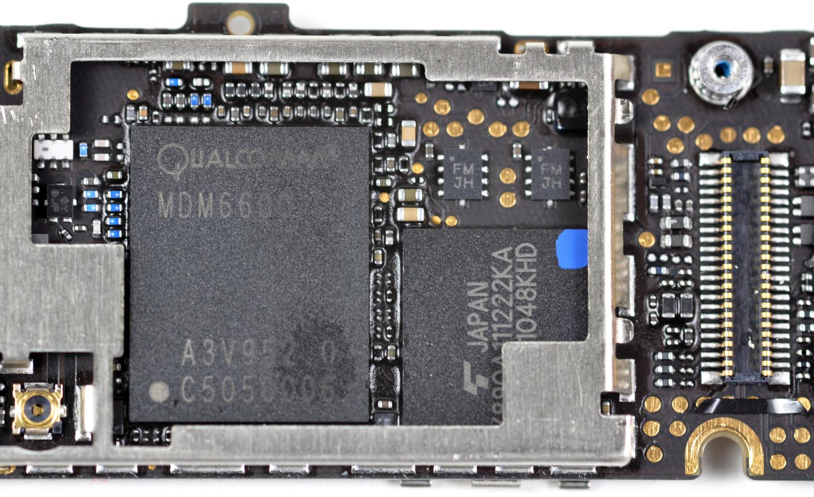 Chip baseband da Qualcomm