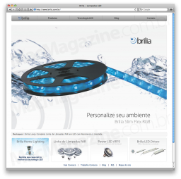 Site da Brilia chupado da Apple