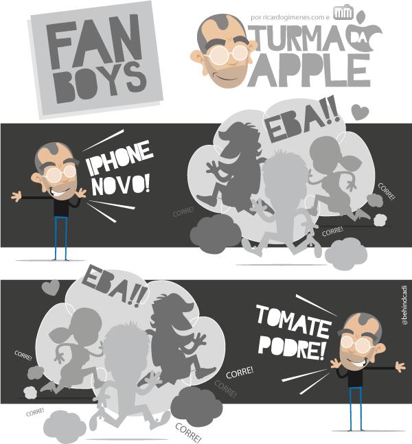 Turma da Apple - Fanboys