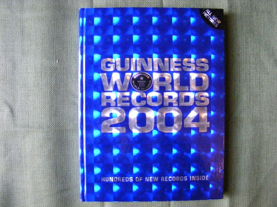 Guinness Book de 2004
