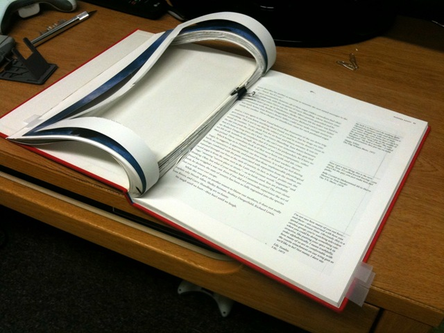 Transformando um livro em uma case para iPad