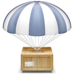 Ícone do Lion - AirDrop