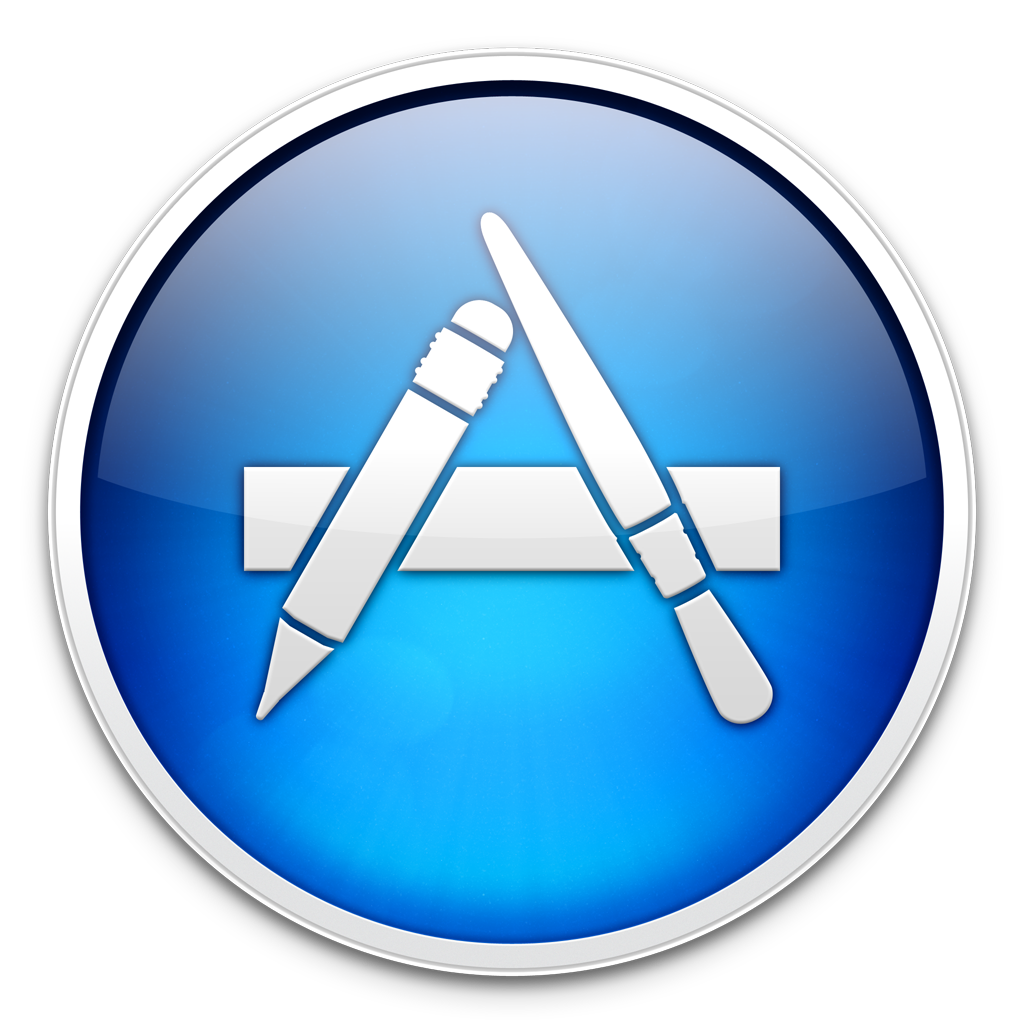 Ícone do Lion - Mac App Store