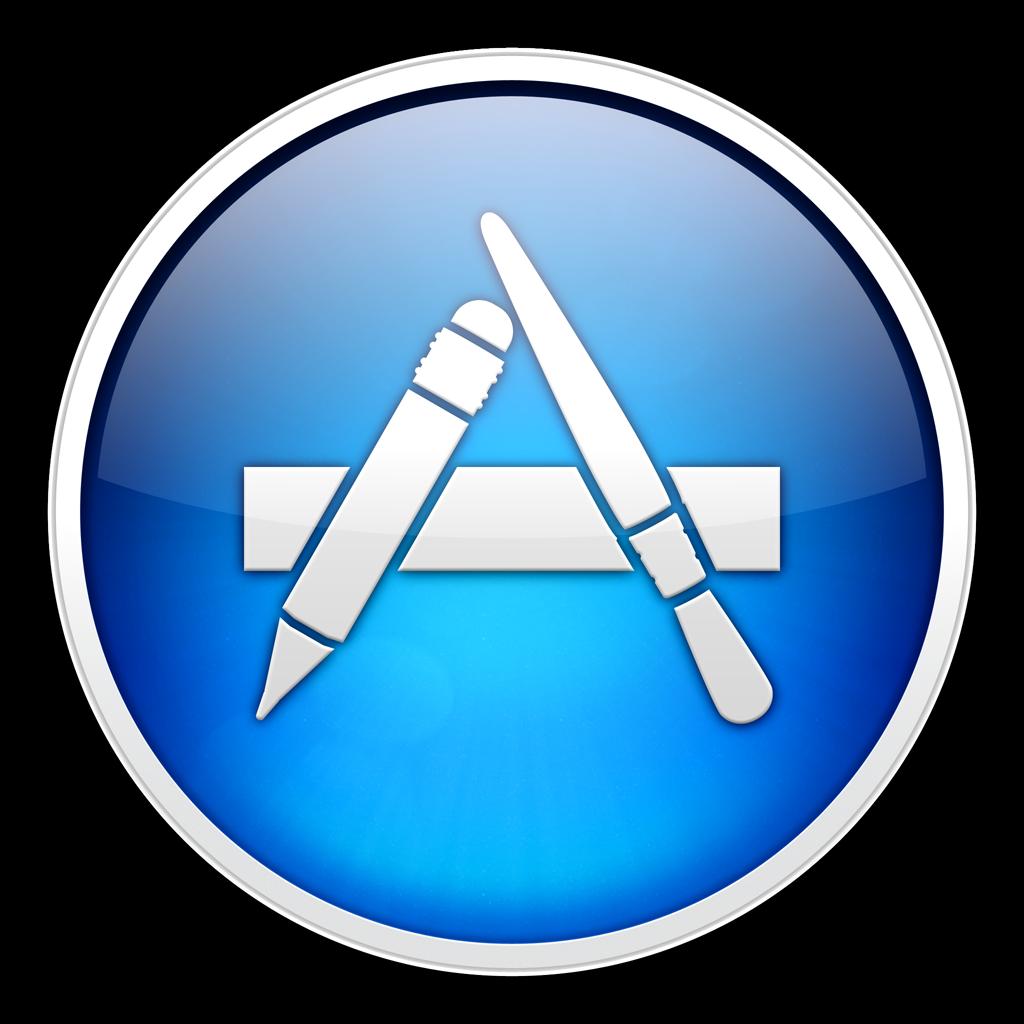 Ícone do Lion - Mac App Store