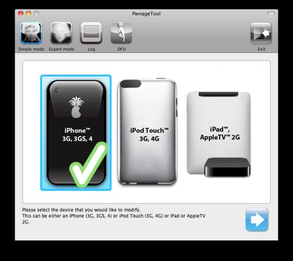 PwnageTool do iPhone Dev-Team