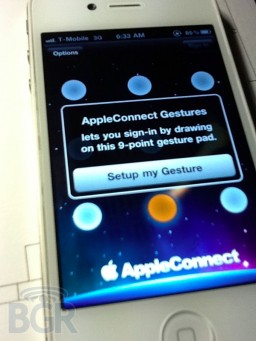iPhone 4 branco na T-Mobile