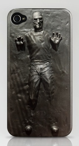 Steve Jobs em carbonite