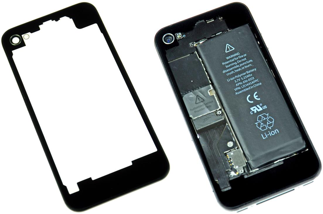 iFixit - iPhone 4 Transparent Rear Panel