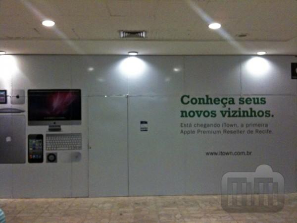 iTown do Shopping Recife (em construção)
