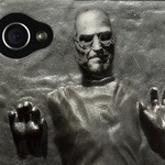 Steve Jobs em carbonite