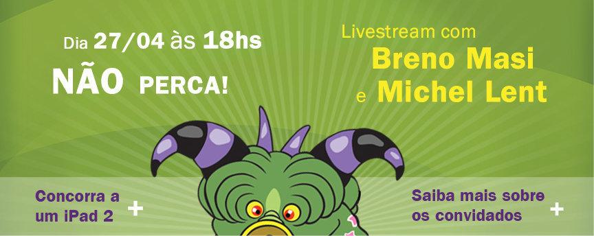 Evento online da Monster Brasil