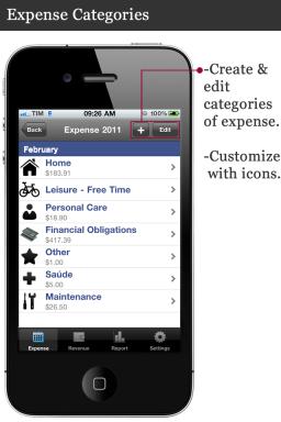 My Finances - iPhone