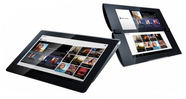 Tablets S1 e S2 da Sony