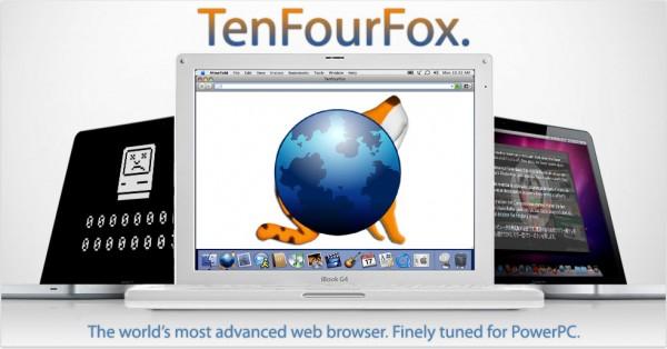 TenFourFox - Firefox em Macs G3 e G4