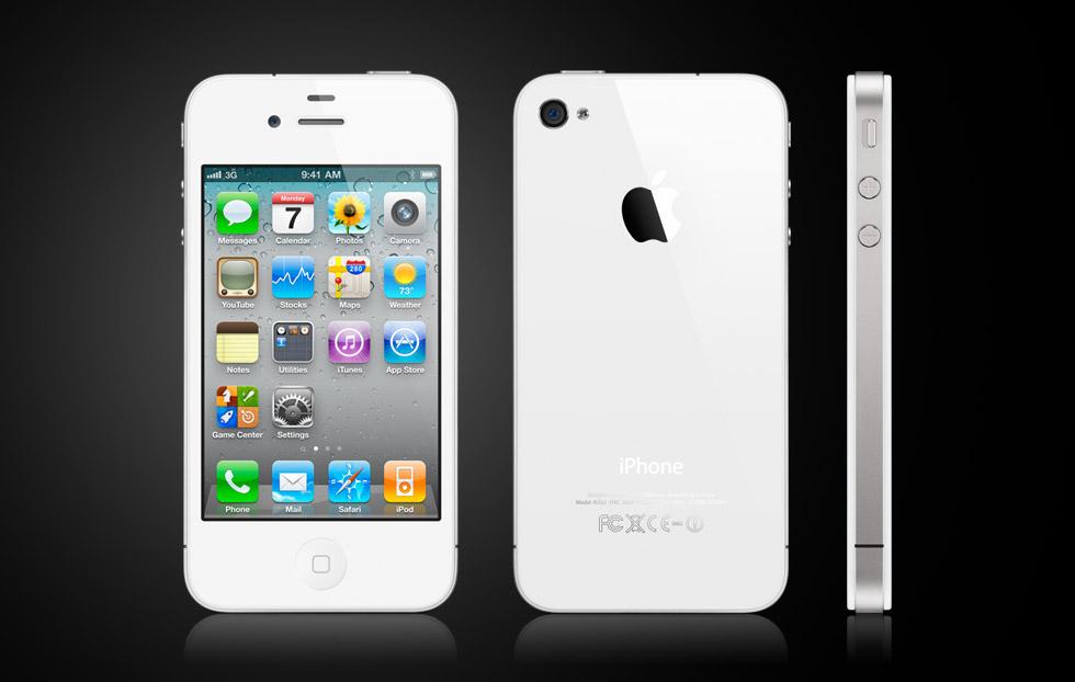 iPhone branco
