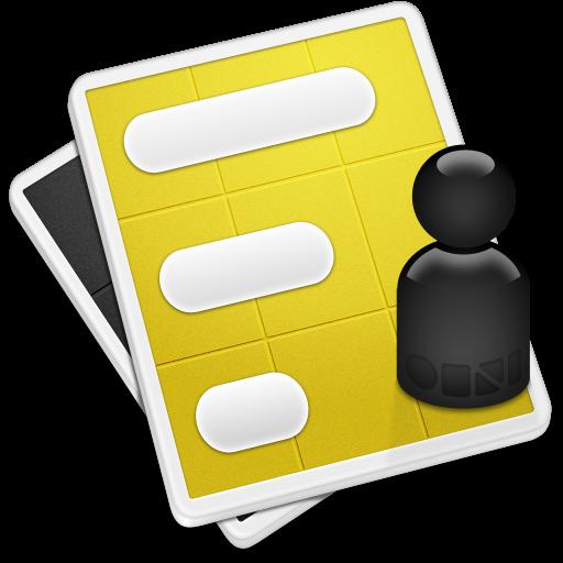 Ícone do OmniPlan 2 beta