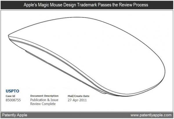 Design do Magic Mouse