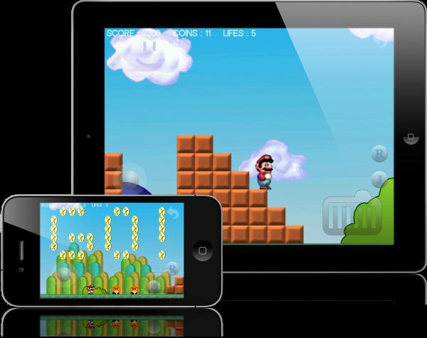 Monino - iPad e iPhone