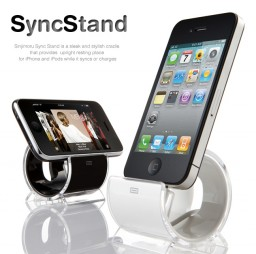 SyncStand para iPhone e iPod touch