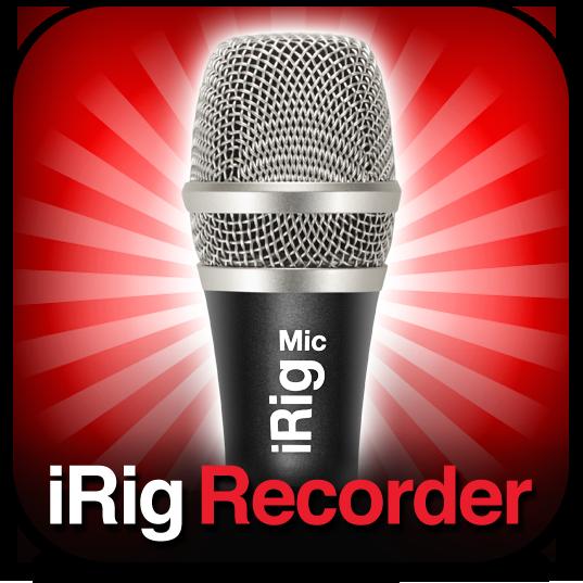 Ícone - iRig Recorder
