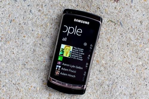 Windows Phone da Samsung