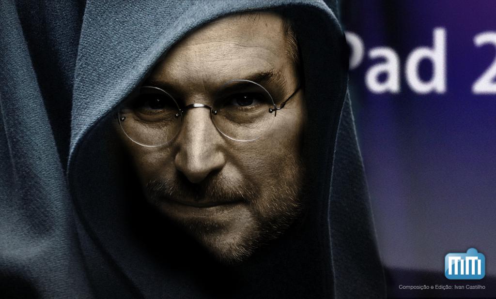 Steve Jobs como Jedi