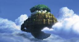 Castelo no céu - Laputa