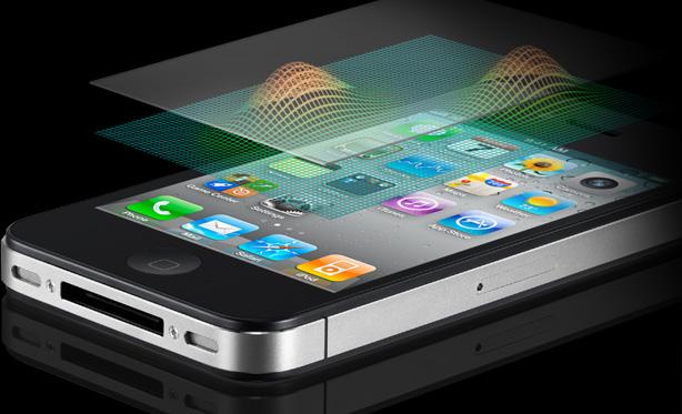 Tela do iPhone 4