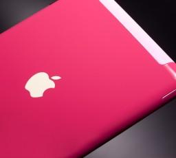iPad 2 rosa, by ColorWare