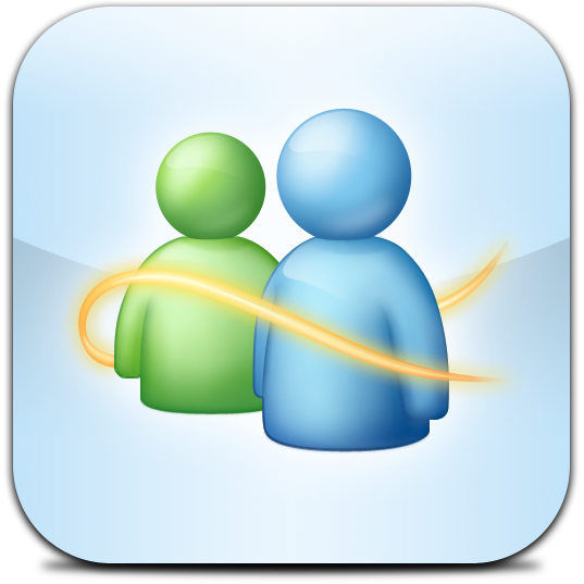 Ícone - Windows Live Messenger
