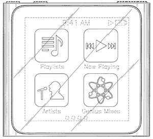 Design do iPod nano 6G