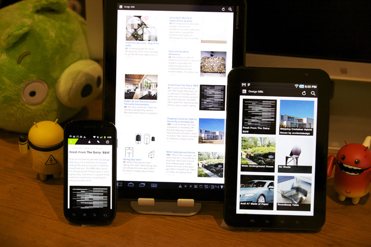 Feedly Mobile 2.0
