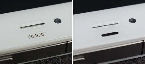 Comparativo com o iPhone 4 branco original