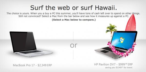Microsoft - Do the math Macs vs. PCs