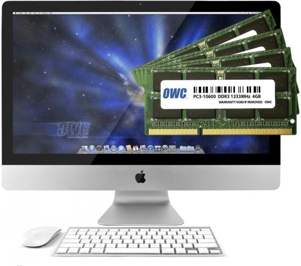 OWC - Upgrade de RAM para iMacs