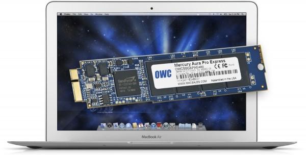 OWC - Upgrade de SSD para MacBooks Air