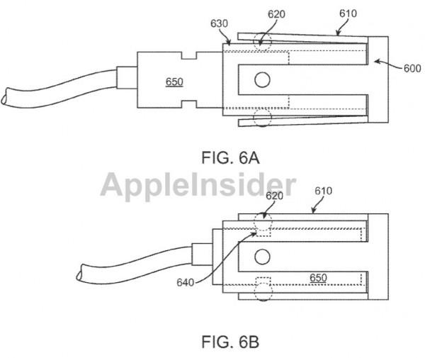 Patente de receptáculo para padrão USB