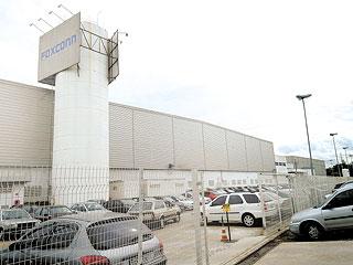 Foxconn em Jundiaí