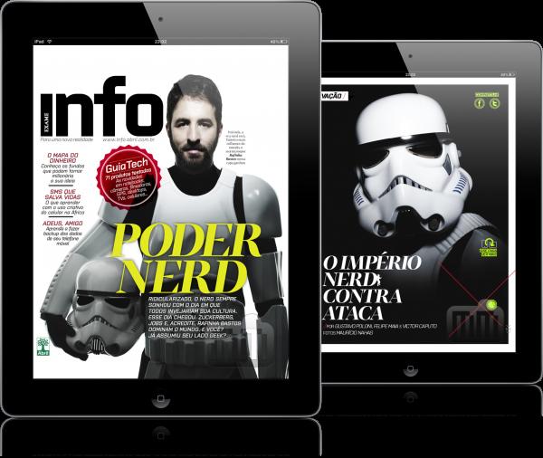 INFO para iPad