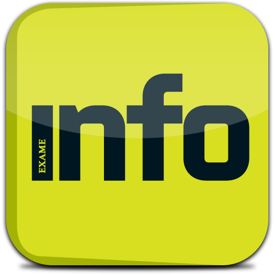 Ícone - INFO para iPad