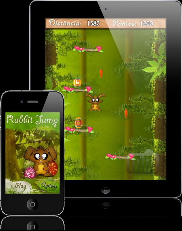 Rabbit Jump - iPad e iPhone