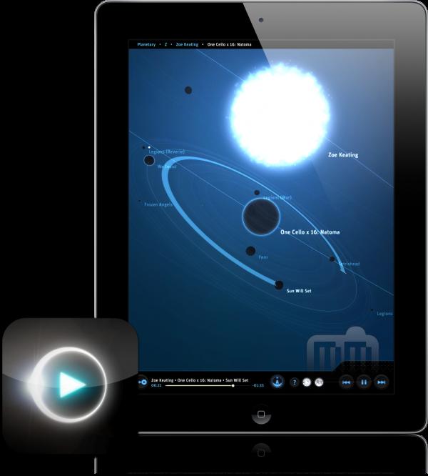 Planetary - iPad